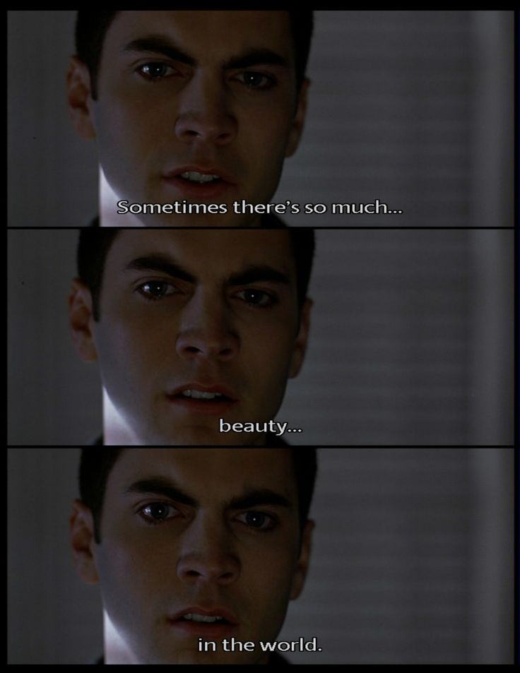 American Beauty Quotes Ricky Fitts