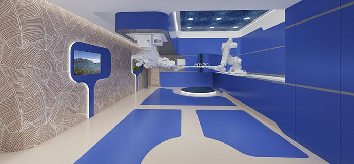 Suite Proton Therapy