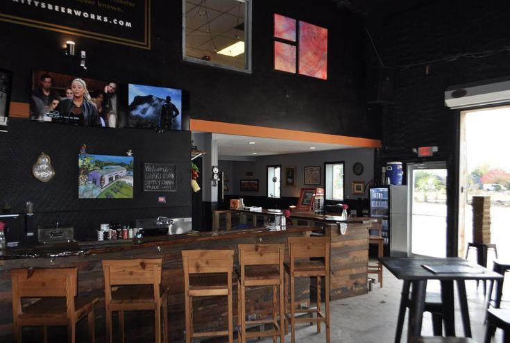 Fattys beer works charleston sc in 2020 tap room