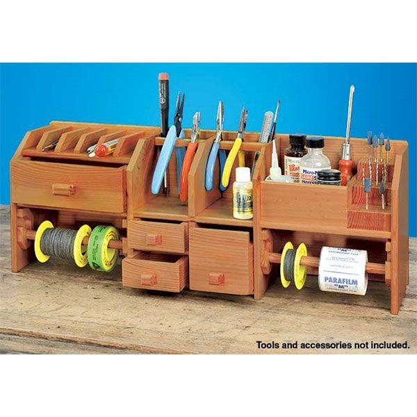 Benchtop Organizer Woodworking Shop Woodworking