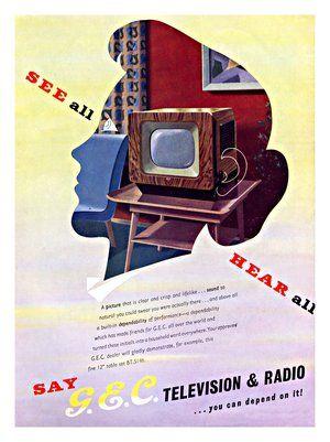 GEC TV ADVERT