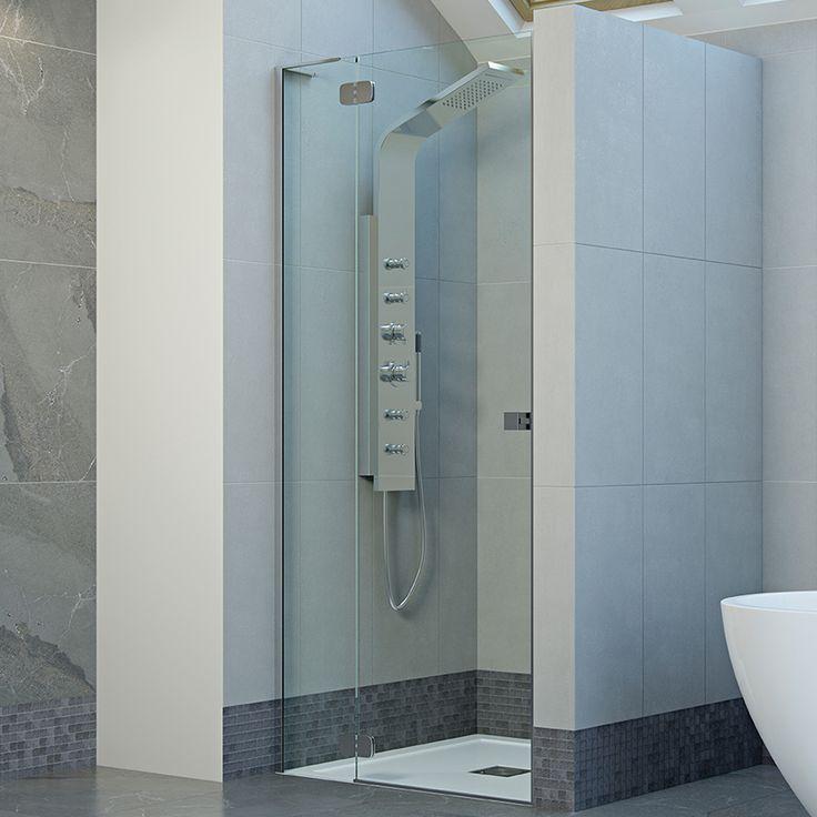 https://www.bathrooms365.com/product/mist-frameless-1000mm-hinge-shower-door/110487 £268.80