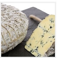 The super-popular Barkham Blue - Best Blue Cheese at the 2011 British Cheese Awards...