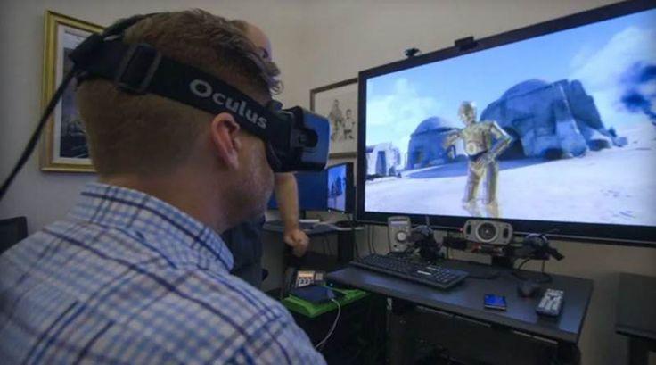 Star Wars di VR akan hadir ke Google Cardboard pada 2 desember