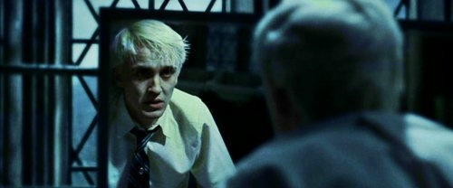 Com Draco Malfoy, aprendi que todos podem mudar