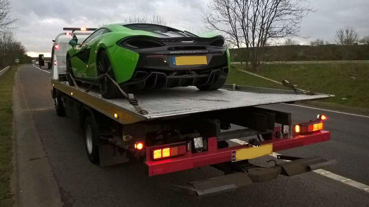 Supercars Confiscated On UK Motorways Imagine you can own a McLaren 570S, Lamborghini Aventador and a Ferrari 458 for 24 hours. Seems great, isn't it? A couple of friends from South Yorkshire rented these cars and headed to the M1 motorway. This is where they lined their cars in lanes and made a bit of a problem for the traffic. But...