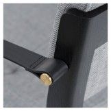 Capo Dining Armchair Black Ash - Chairs, Stools & Benches - Furniture - Furniture & Lighting - The Conran Shop