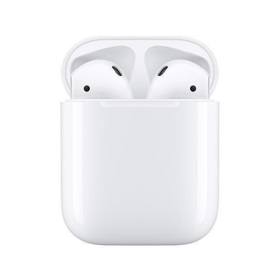 Airpods 2nd Gen With Wireless Charging Case White Apple Airpods 2 Air Pods Apple Products