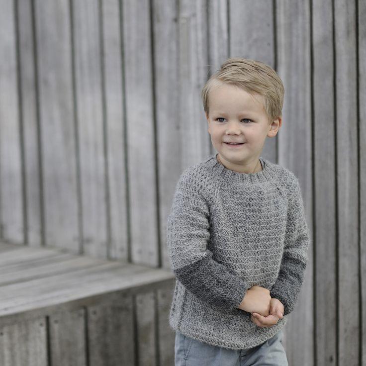 Torden Trøje / Crochet / Lutter Løkker 2