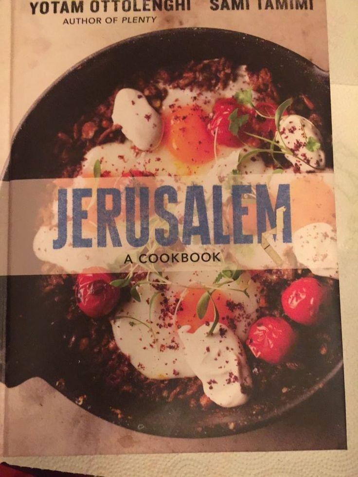 Jerusalem A Cookbook- FREE SHIPPING
