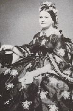 Just 10 years after President Lincoln's assassination, his widow, Mary Todd Lincoln, was charged with insanity and put on trial in Chicago. The accuser was her only surviving son, Robert Lincoln. The trial was held on May 19, 1875 and she had received no prior warning or chance to organise a defense. The jury deliberated for only 10 minutes and she was institutionalized at Bellevue Place Asylum. Mary was released after less than 4 months but mother and son were never truly reconciled.