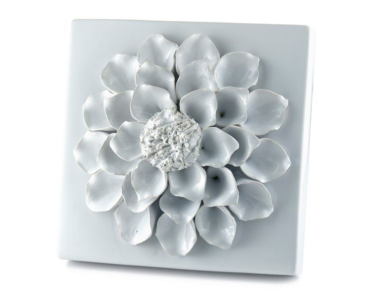 FLOWER WALL PLAQUE - Home Decor | Stokes Inc. Canada's Online Kitchen Store