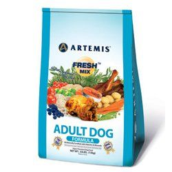 Artemis Fresh Mix Adult Formula Dry Dog Food