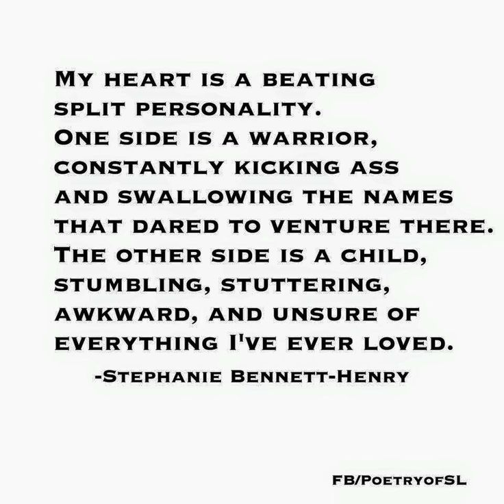 I think it's a good way to describe the contradiction within the INFJ personality