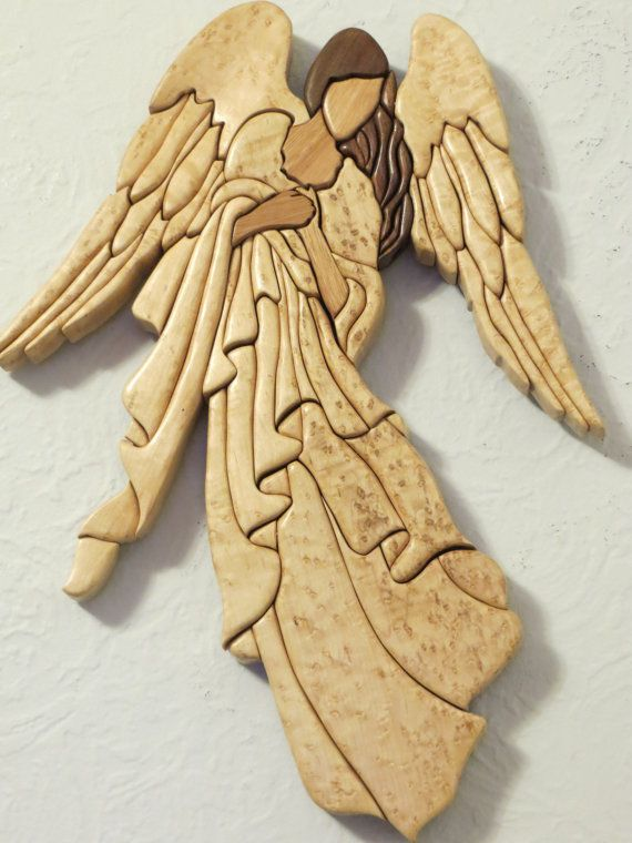 Best scroll saw religious inspirational angels