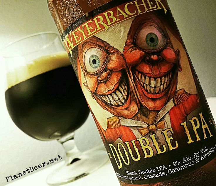 Weyerbacher Double IPA #3 #CraftBeer #IPA
