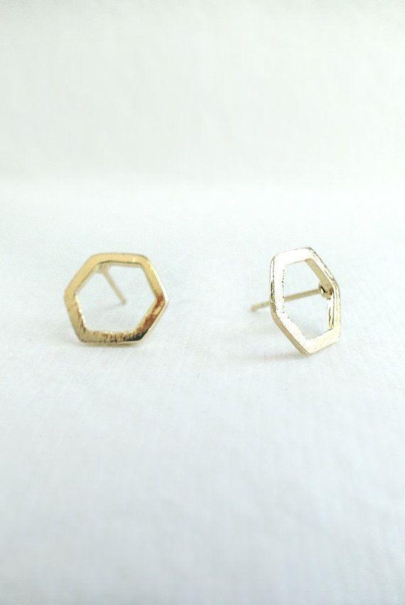 40 best Ear studs & posts images on Pinterest   Stud earring, Ear ...