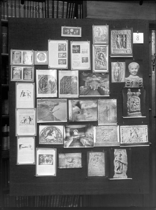 Aby Warburg - Mnemosyne Atlas, 1927-29