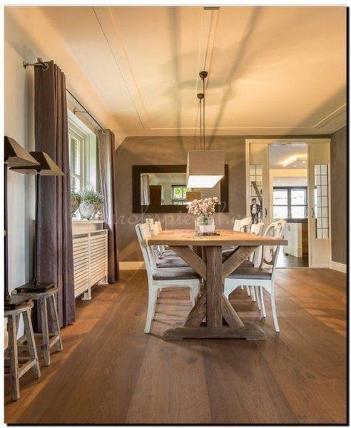 25 beste idee n over eetkamer spiegels op pinterest appartement eetzalen en muur spiegels - Modern eetkamer model ...