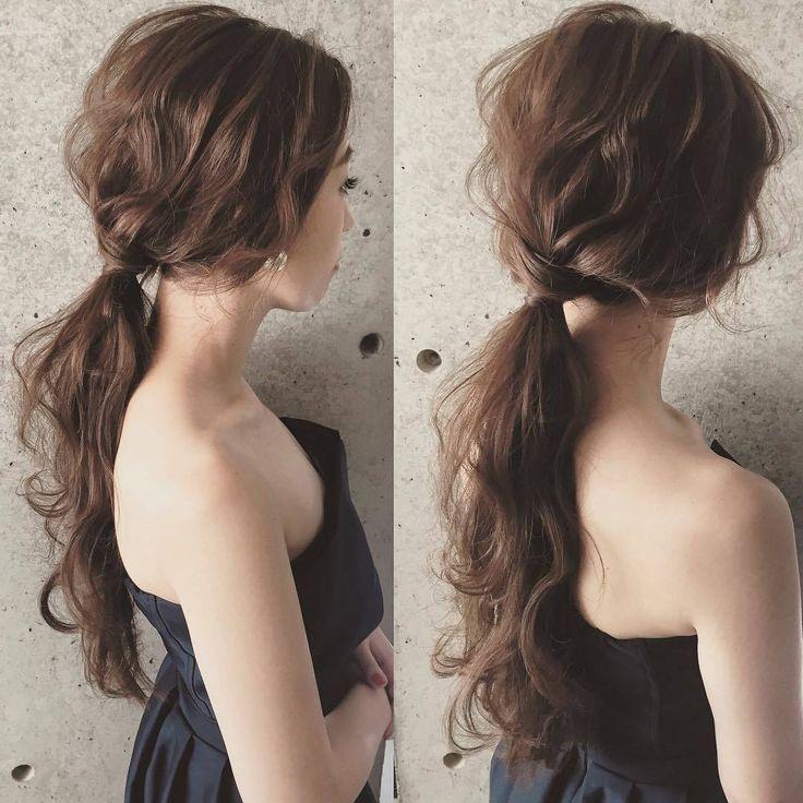 Instagramでフォロワー数116kという大人気の美容師マリさんが考案した「タルん結び」が可愛いと話題沸騰中です。可愛いのにとっても簡単なタルん結びは不器用さんにもおすすめですよ。