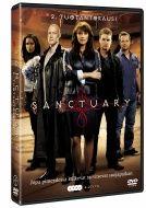 Sanctuary Kausi 2 (DVD) 14,95€