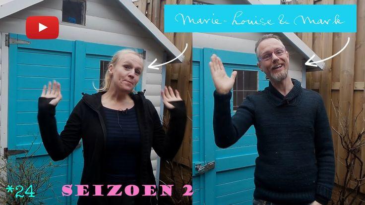 Over Roald Dahl, een mini hut en goudvissen van de V&D. Hai! Wij zijn Marie-Louise en Mark Sekrève, we schilderen, schrijven, illustreren en maken af en toe een Eendagsvliegje. Elke vrijdag maken we een filmpje op #BulkjesVideoFriday. Vandaag geven we je een rondleiding door het allerkleinste atelier in Den Haag en omstreken: onze schrijfhut in de achtertuin. We laten je alle hoeken en gaten zien van onze 1,62m brede hut. Kijk je even? Leuk! Enne... Hou ons in de smiezen!