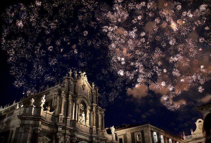 St. Agata Dumo in Catania, Sicily