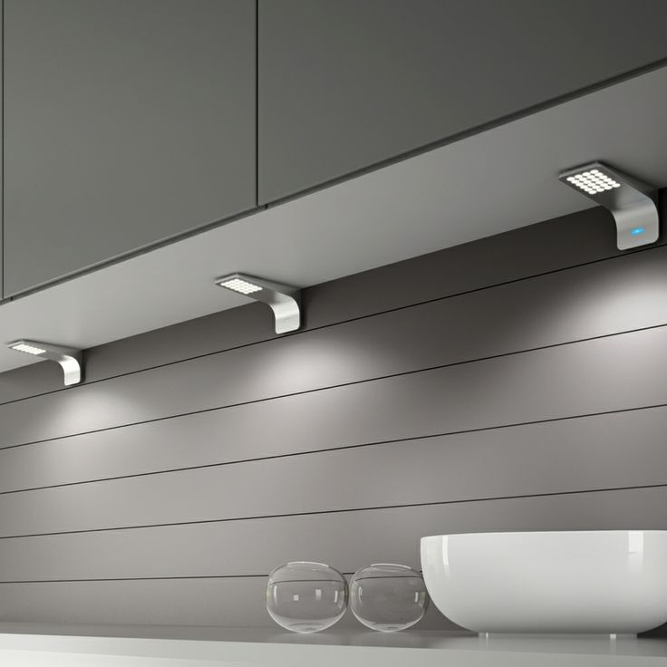 lights wireless operated kitchen cabinet task light led under powered cupboard uk mounted battery lighting