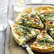 Pain aux olives et au chorizo (sans gluten, ni œuf, ni lait) - une recette Espagnol - Cuisine