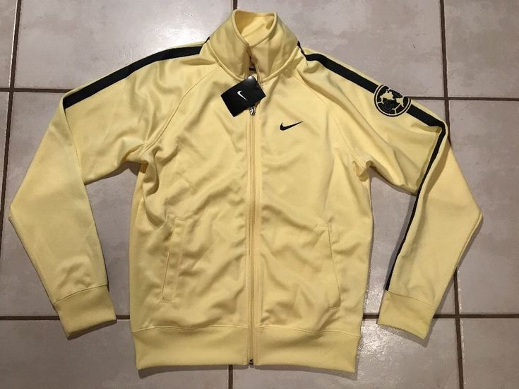 NWT NIKE Club America Mexico Soccer Jacket Men's Small  | eBay