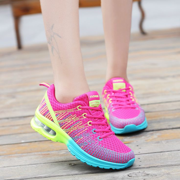 Sports shoes woman lifestyle 2017 new light breathable running sneakers  women shoes