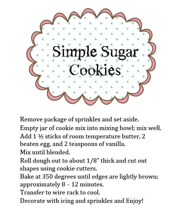 Delicious Dairy-Free, Gluten-Free Sugar Cookie Recipe |Sugar Free Cookie Recipes
