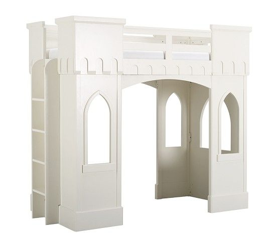 Castle bunk bed for sale woodworking projects plans for Princess bed blueprints