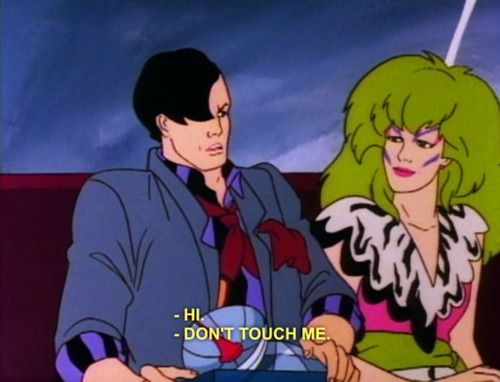 the misfits were always cooler than the holograms.