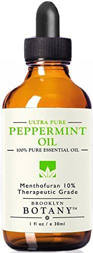 [$9.2 save 59%] Amazon Lightning Deal 70% claimed: Peppermint Essential Oil 10% Menthofuran - Brooklyn Botany - ... #LavaHot http://www.lavahotdeals.com/us/cheap/amazon-lightning-deal-70-claimed-peppermint-essential-oil/136608