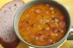 Super polievka, ktorá je na Vareche vo veľa podobách, tak pridávam aj ja, aby som Vám pripomenula, ak ste ju dlho nevarili. ;-)