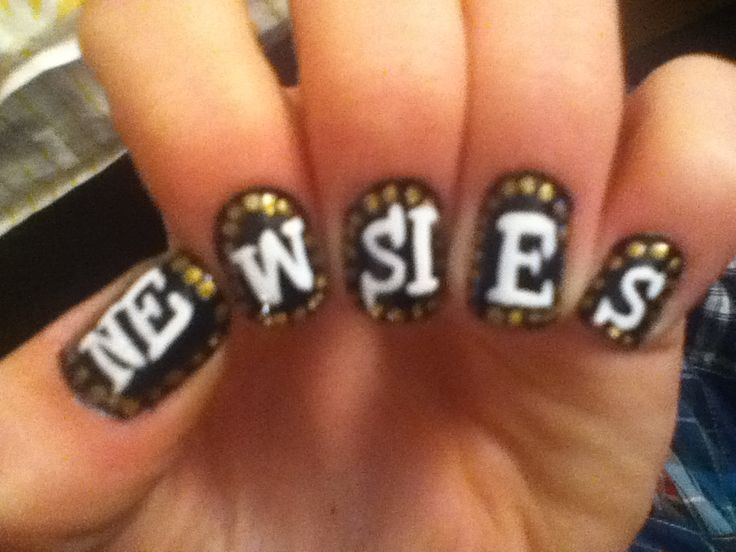 Newsies in Broadway lights where it belongs :)