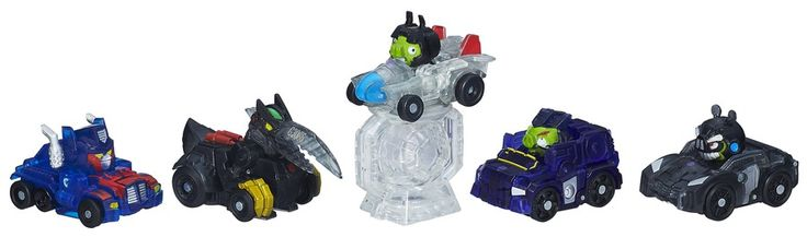 Angry Birds Transformers - Energon Racers Pack