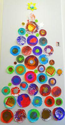 les petites têtes de l'art: Mon beau sapin 2010