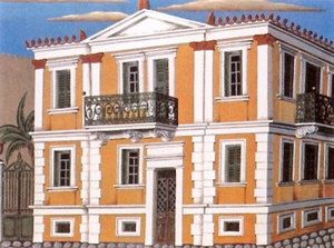 Neoclassical House in Athens