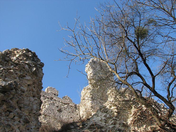 Vitány vára (Vértessomló közelében 3.8 km) http://www.turabazis.hu/latnivalok_ismerteto_3780 #latnivalo #vertessomlo #turabazis #hungary #magyarorszag #travel #tura #turista #kirandulas