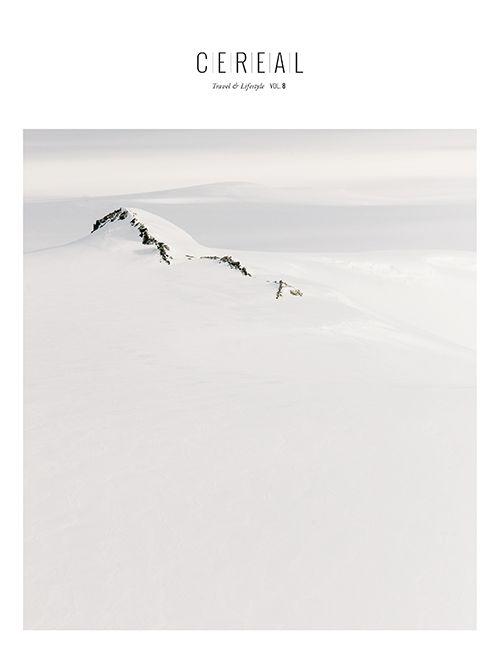 CEREAL is een Engelstalig tijdschrift met een aparte kijk op reizen en lifestyle. Het publiceert ook stadsgidsen onder de naam Guided by Cereal.