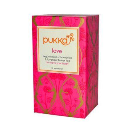 Pukka Tea Love - 20 CT