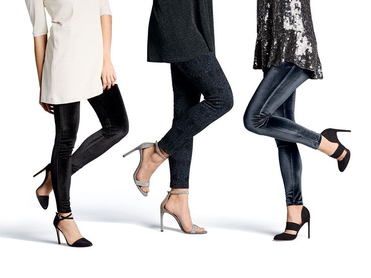 ESMARA® Damen Leggings 1