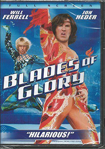 Blades of Glory Dreamworks Video