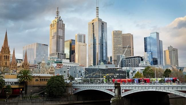 Gorgeous Melbourne - officially voted the worlds most liveable city :) <3