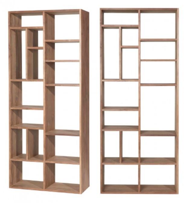Meer dan 1000 idee n over doe het zelf boekenkasten op pinterest schoenplanken boekenkast - Boekenkast hout en ijzer ...