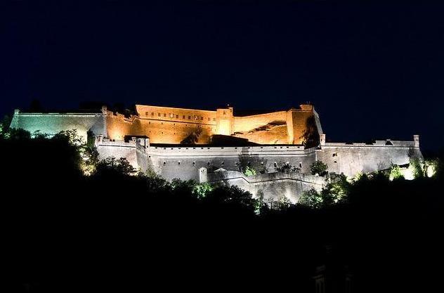 Il Forte di Gavi    Gavi fortress
