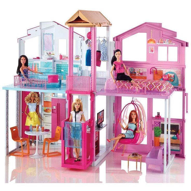 Barbie Stadthaus auf Pinterest Spielzeug aus den 80er jahren - barbie wohnzimmer möbel
