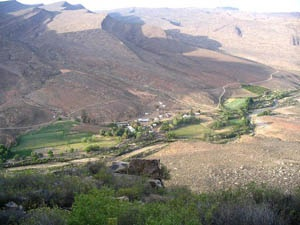 Nuwerust rest camp - Cederberg (Op die Berg)
